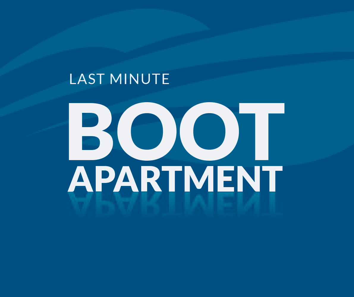 Apartment mit Boot Kroatien