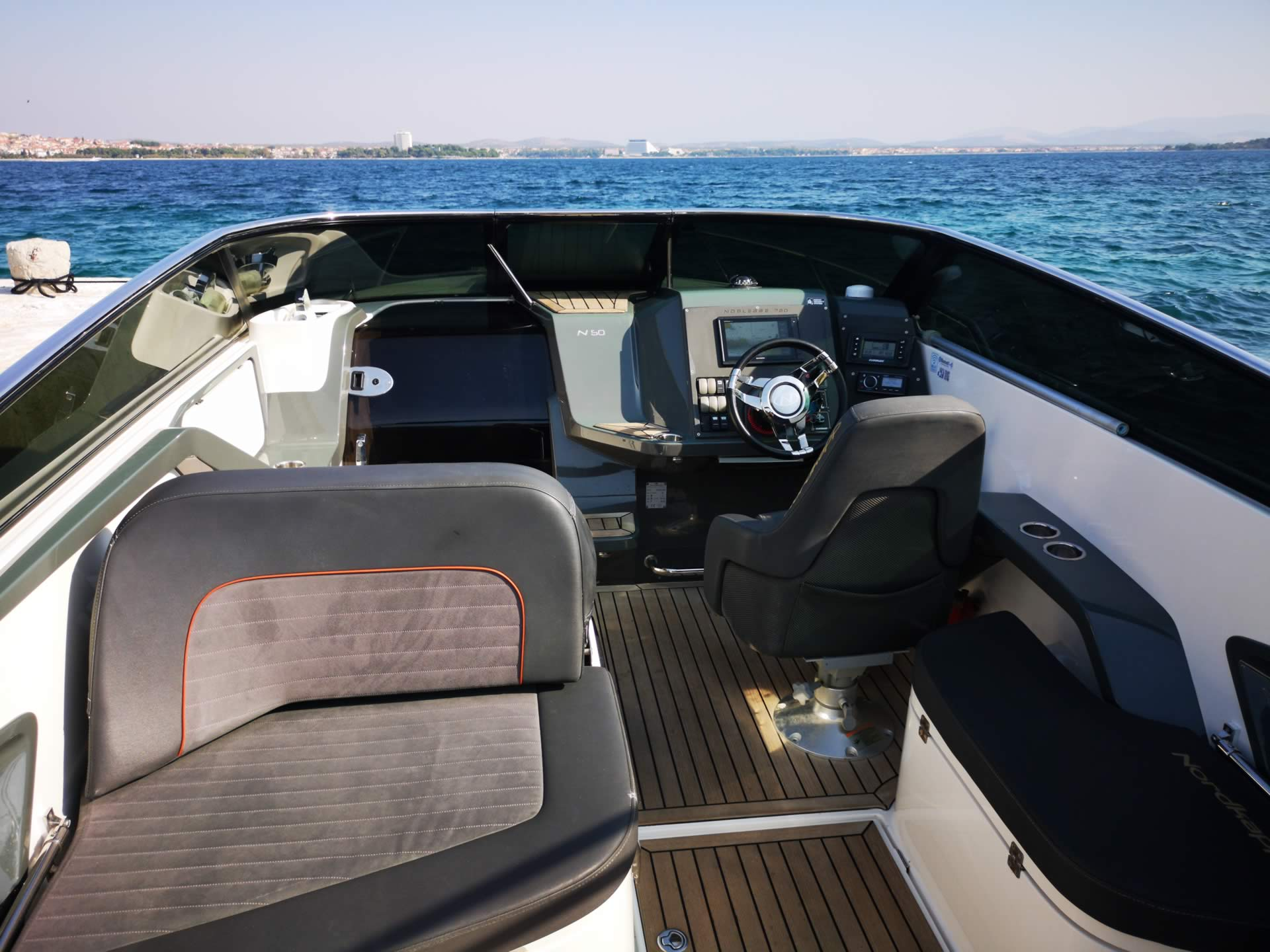 Motorboot mieten in Kroatien - Nordkapp 830 Noblesse