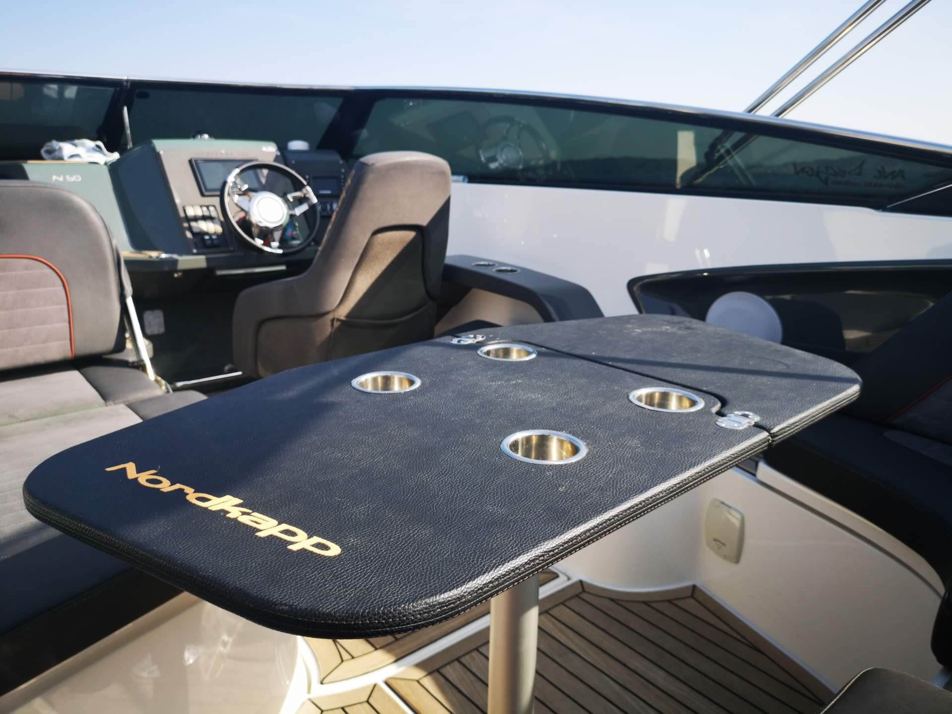 Bootsverleih Kroatien Nordkapp 830 Noblesse