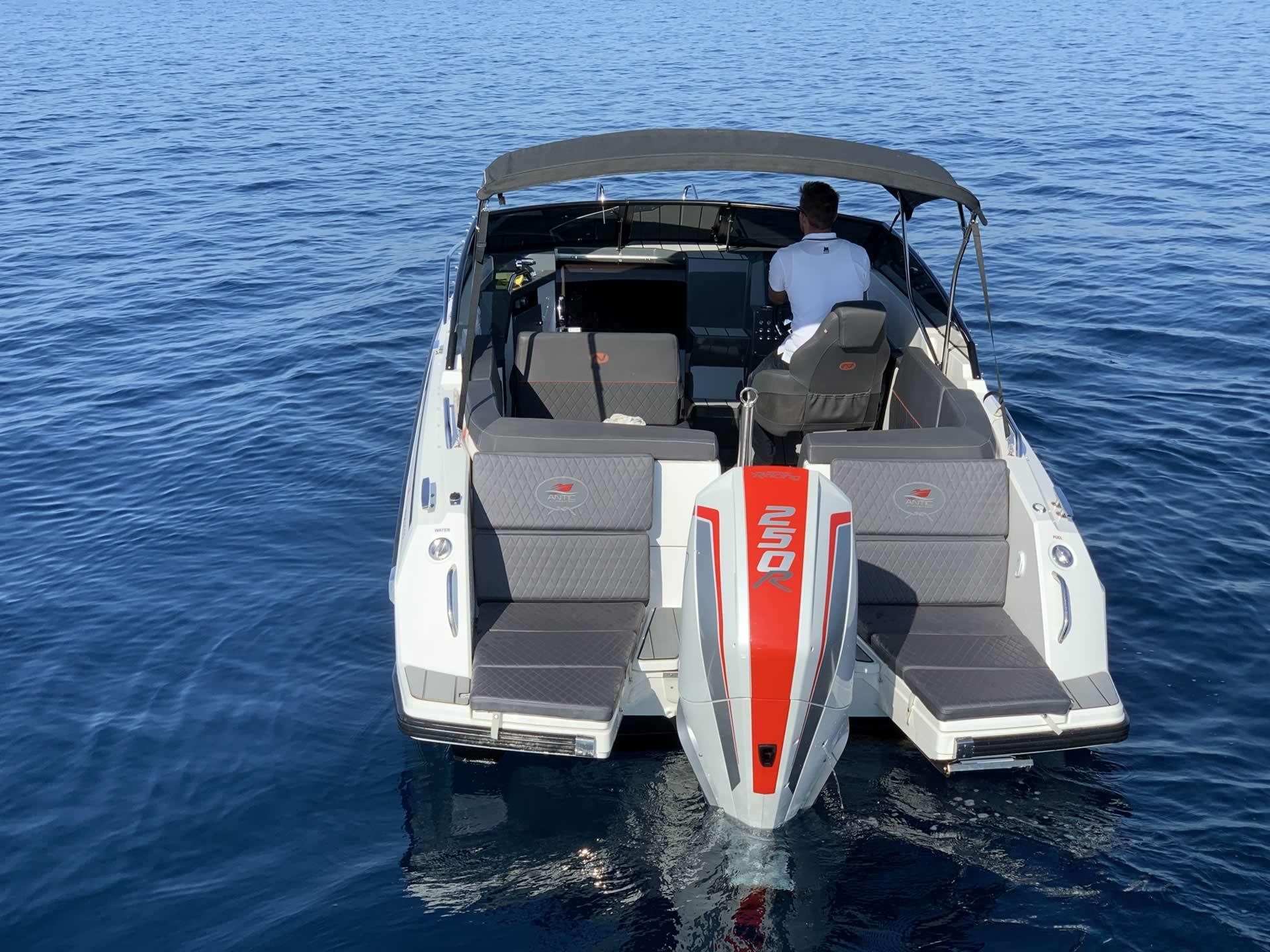 Boot mieten in Kroatien - Nordkapp 720 Noblesse