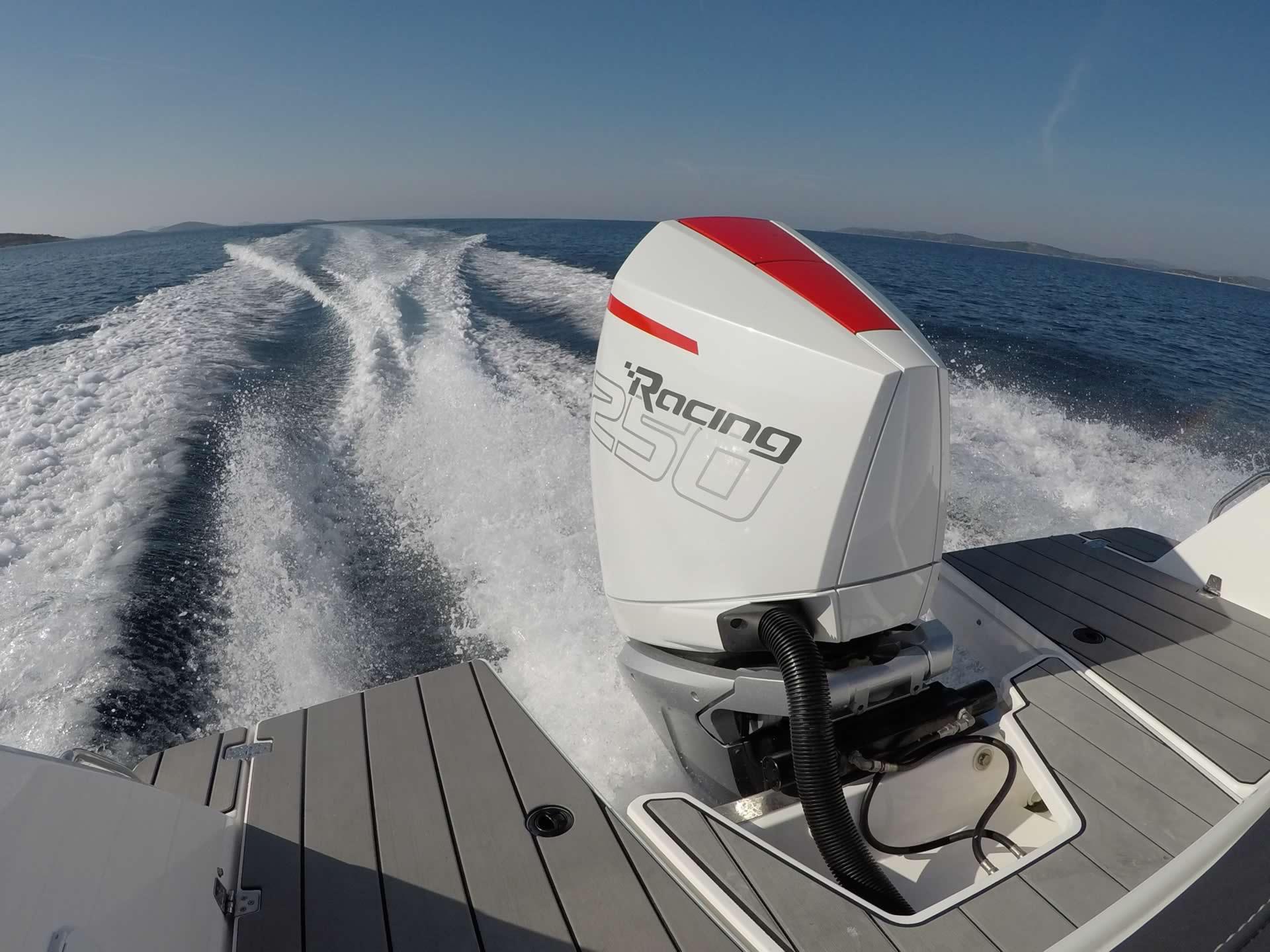 Motorboot Charter Kroatien - Nordkapp 720 Noblesse - KRISTIJAN ANTIC