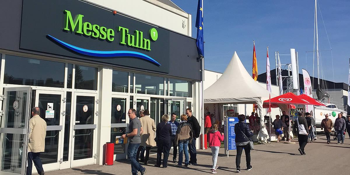 Bootsmesse Tulln