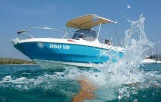 Bootsurlaub Kroatien Sessa 20 KeyLargo