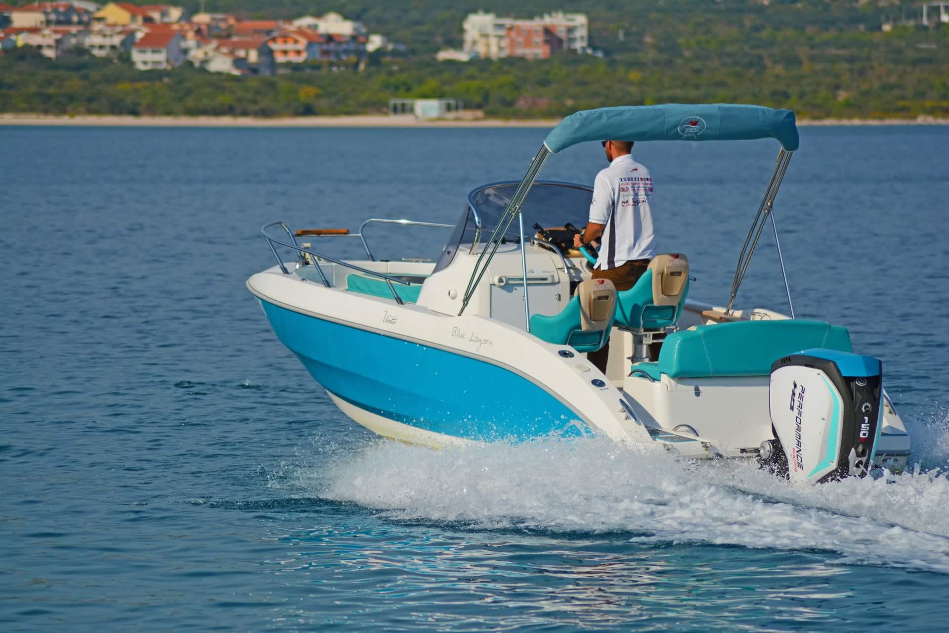Bootsurlaub Kroatien Sessa Keylargo