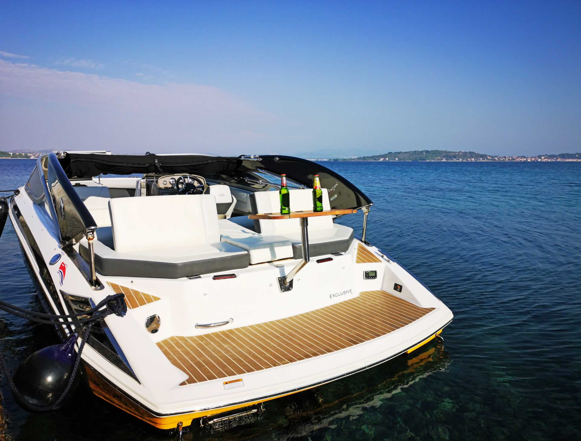 Motorboot mieten Regal 2100 RX - KRISTIJAN ANTIC - Individually Charter