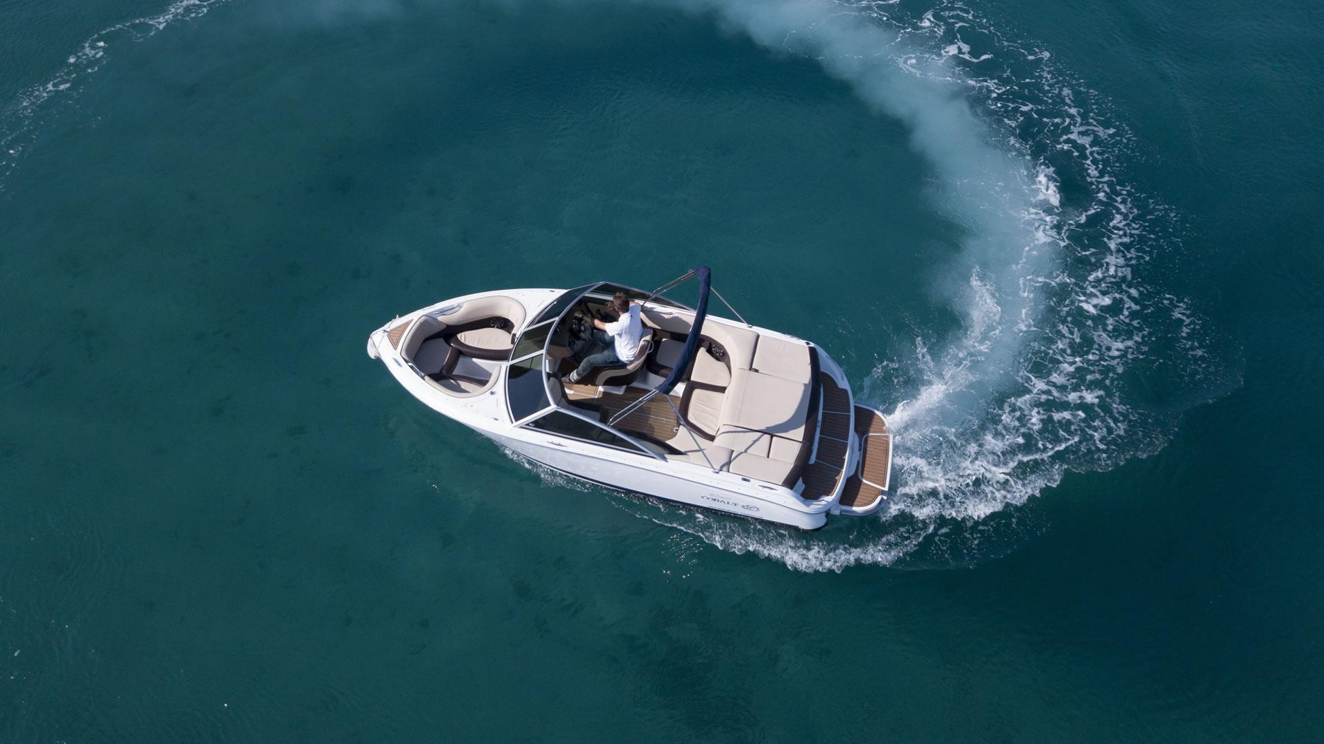 Sportboote & Motorboote Bootsvermietung in Kroatien Cobalt 200