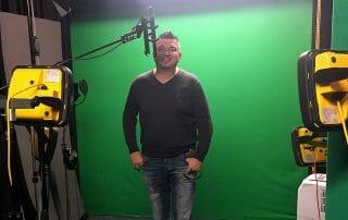 kristijan antic bei HiWay-TV