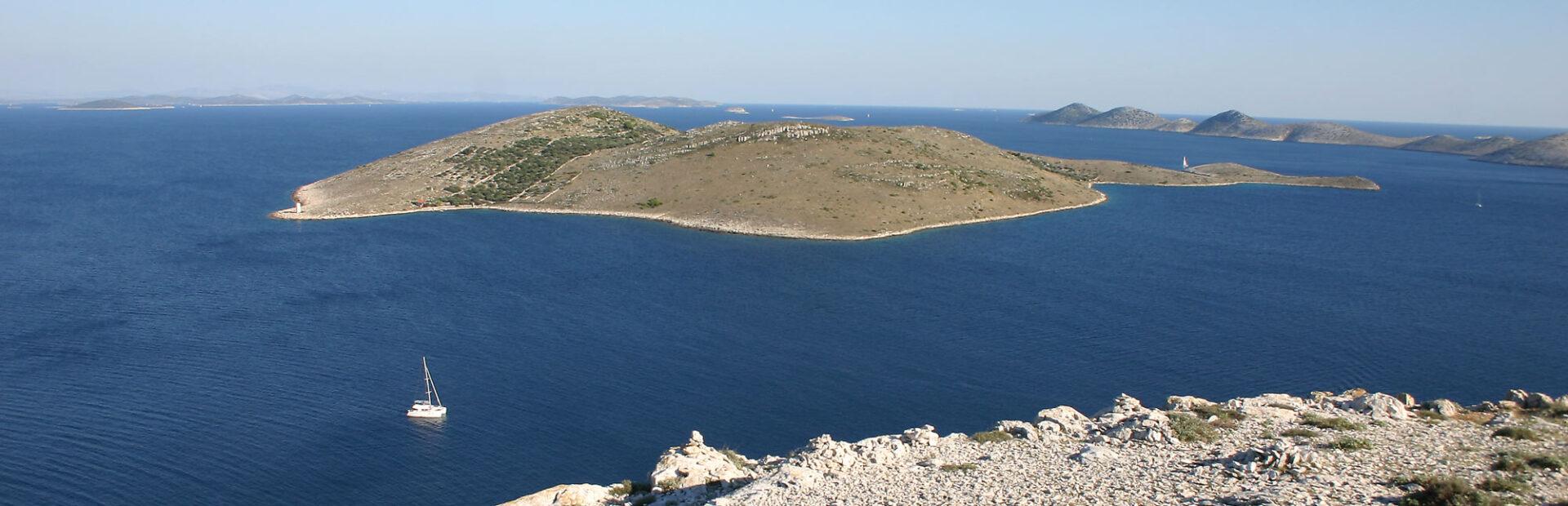 Seekarten der Adria