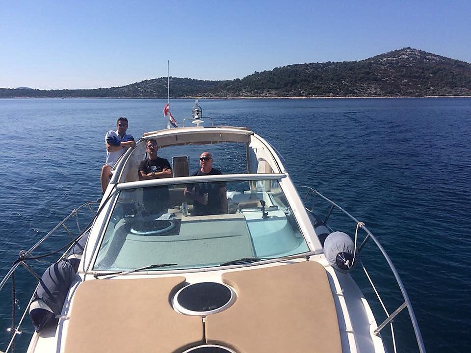 Bootsführerschein in Kroatien - Küstenpatent B
