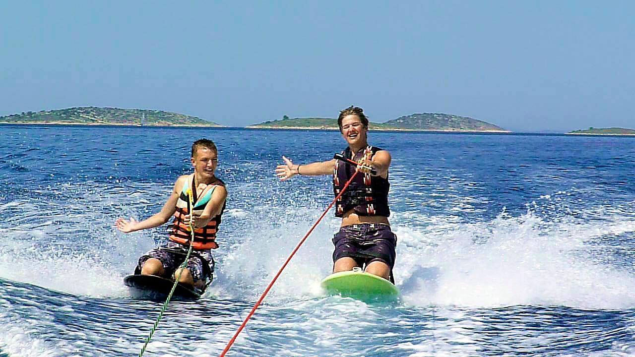 Wassersport Kroatien Nieboard