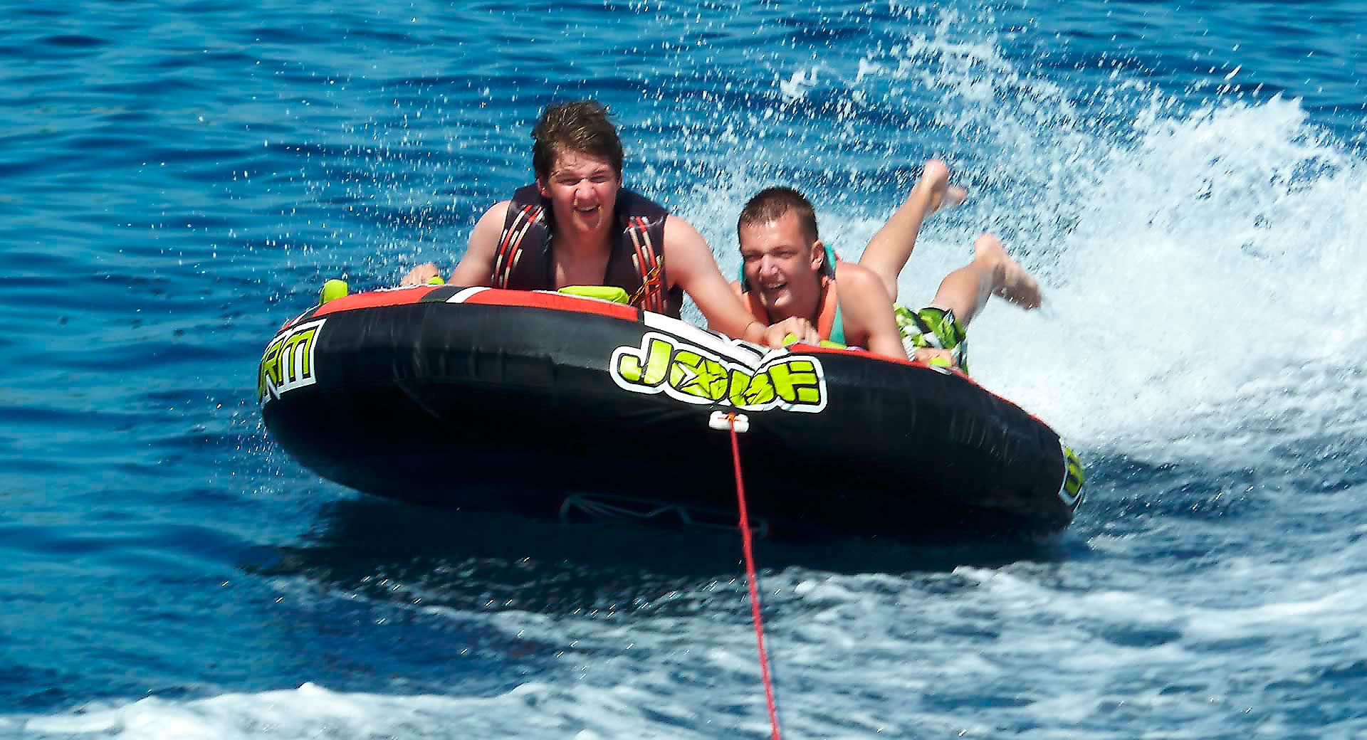 Wassersport Kroatien - Tube