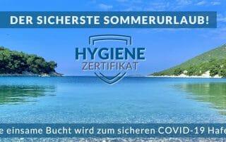 Sicherer Sommerurlaub Kroatien Bootsurlaub