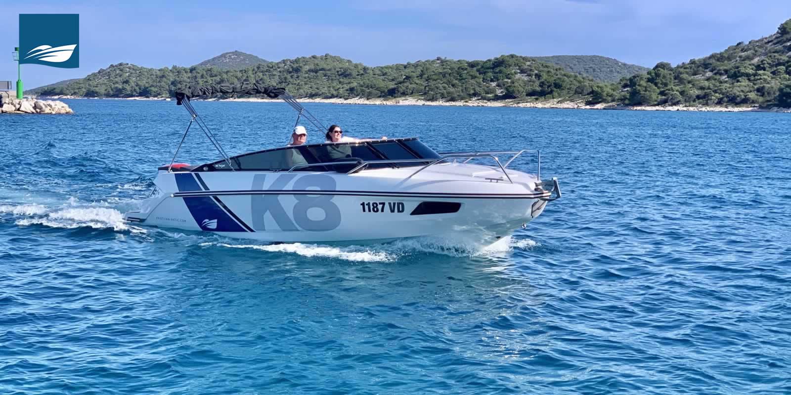 Bootsurlaub Kroatien 2020
