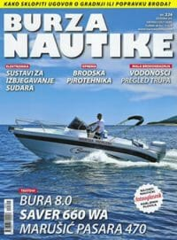 Pressemitteilung über Kristijan Antic - Burza Nautika Cover