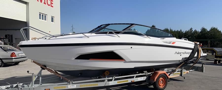 Neu Charter Boote der Premium Klasse 2021