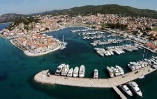 Charter Region Tribunj Kroatien