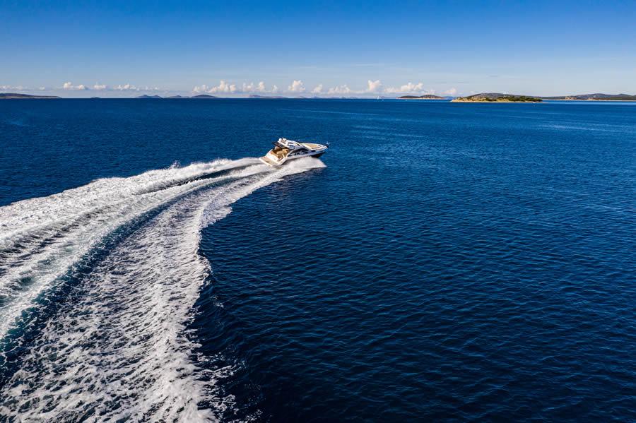 Yacht Charter Kunden von Kristijan Antic