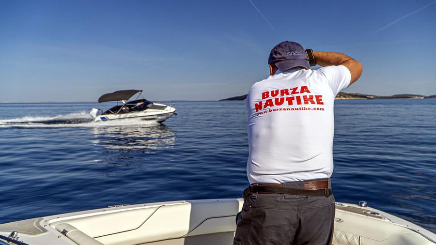 Pressebericht - Burza Nautika und die Boote von Kristijan Antic