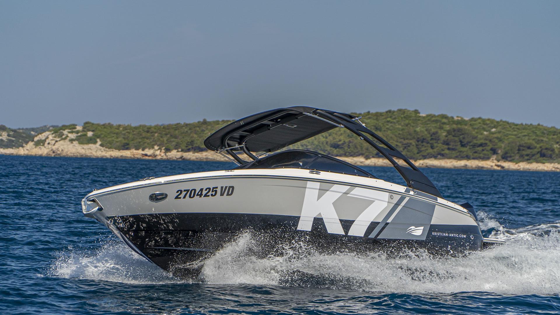 Boot Regal K7 Bootsverleih in Kroatien