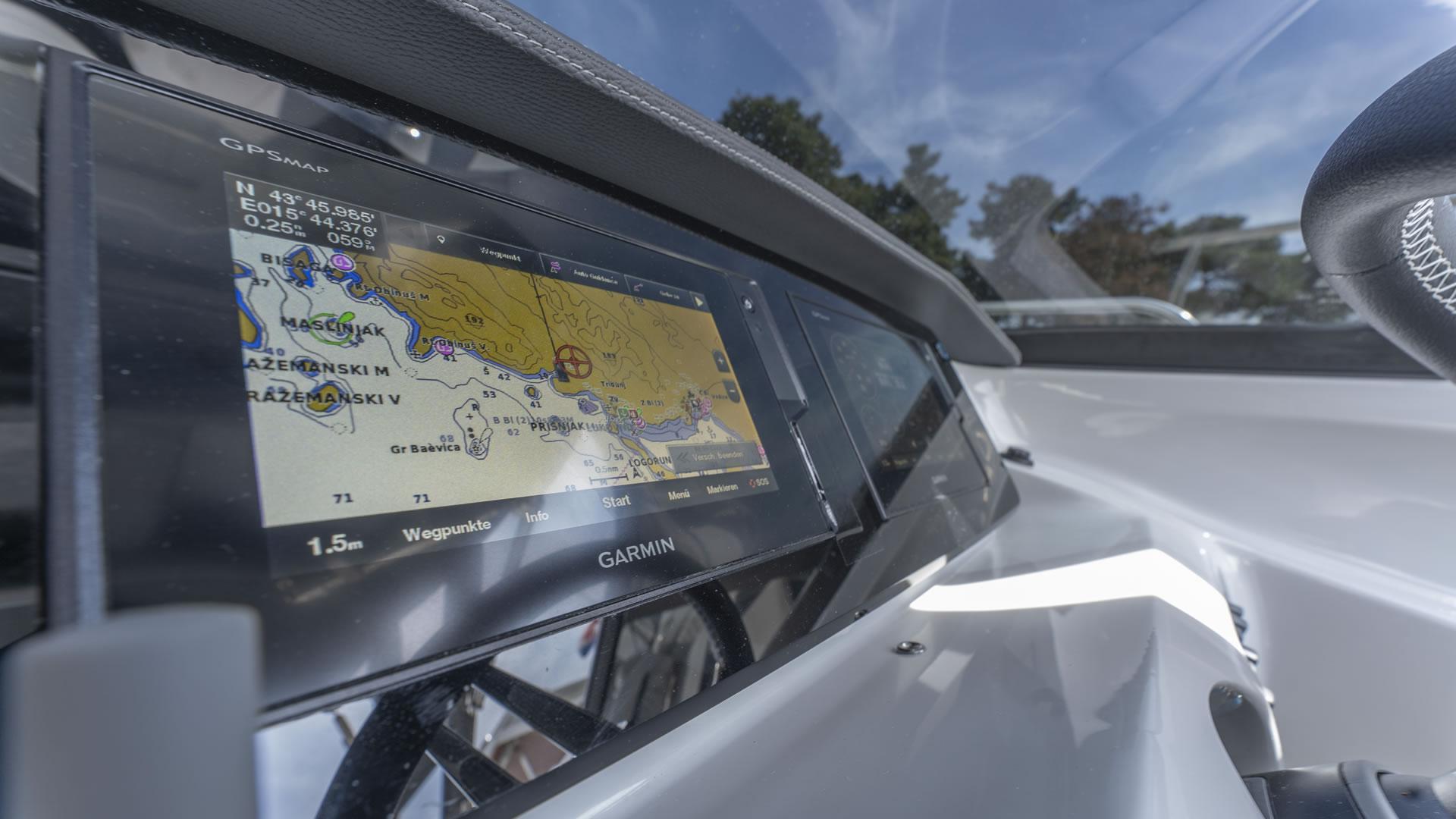 Motorboot Charter Kroatien - Regal Boot - KRISTIJAN ANTIC